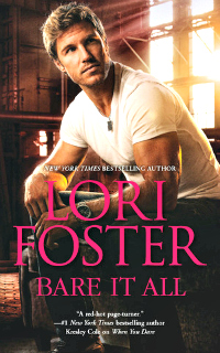 Bare It All by Lori Foster
