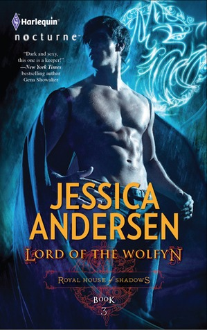 Lord of the Wolfyn by Jessica Andersen