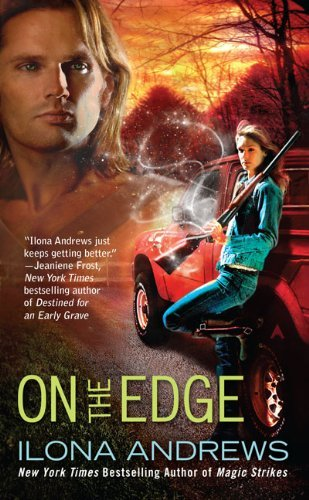 The Edge, Book 1