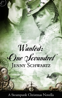 Wanted: One Scoundrel by Jenny Schwartz