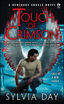 A Touch of Crimson by Shannon Curtis