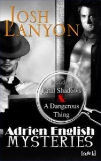 Adrien English Mysteries by Josh Lanyon