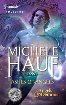 Ashes of Angels by Michele Hauf: Of Angels and Demons Series, Book 3