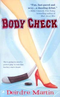 Body Check by Deirdre Martin
