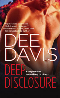 Deep Disclosure by Dee Davis: A-Tac Series, Book 4