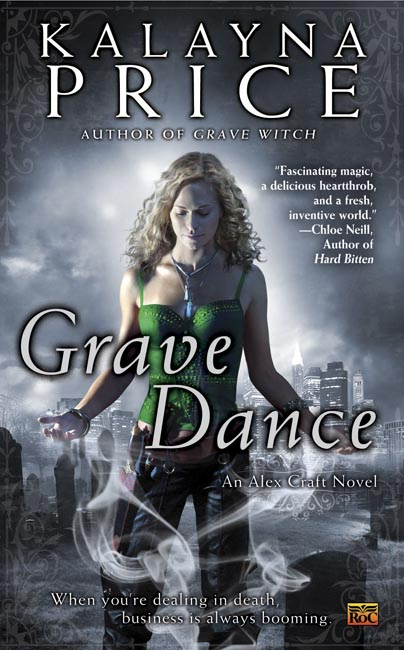 Grave Dance by Kalayna Price: Alex Craft Series, Book 2