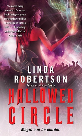 Hallowed Circle by Linda Robertson