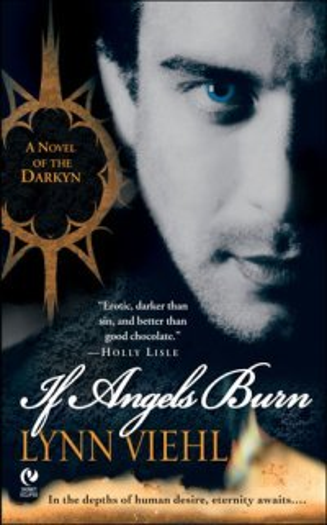 If Angels Burn by Lynn Viehl