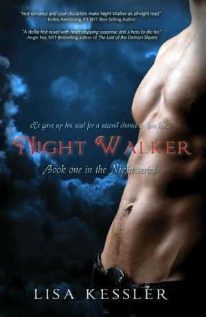Night Walker by Lisa Kessler: The Night Series, Book 1