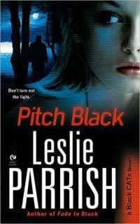 Pitch Black by Leslie Parrish