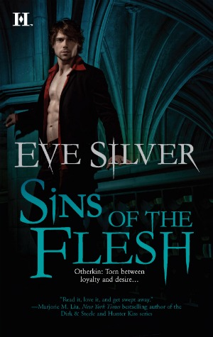 Sins of the Flesh by Eve Silver: Otherkin Series, Book 3