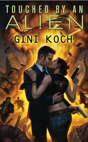 Touched By An Alien by Gina Koch