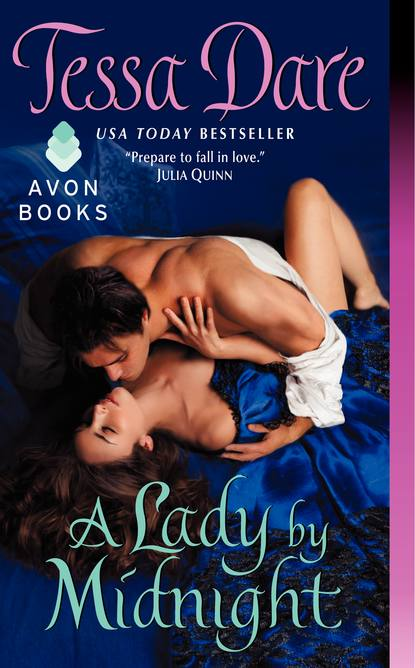 A Lady by Midnight by Tessa Dare