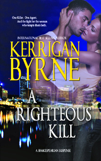 A Righteous Kill by Kerrigan Byrne