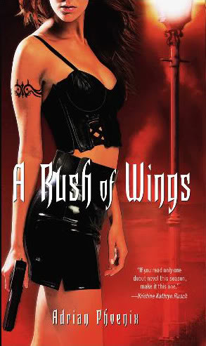 A Rush of Wings by Adrian Phoenix