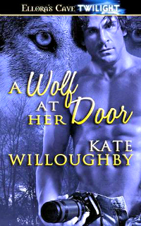A Wolf at Her Door by Kate Willoughby