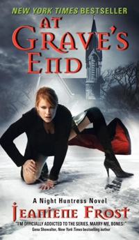 At Grave's End by Jeaniene Frost: Night Huntress Series, Book 3