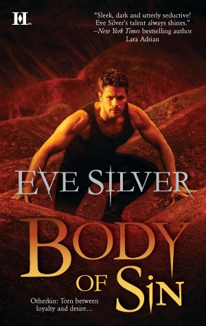 Body of Sin by Eve Silver: Otherkin Series, Book 4