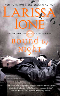 The Moonbound Clan Vampires Series, Book 1