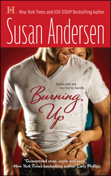 Burning Up by Susan Andersen