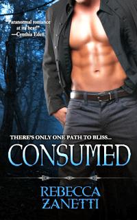 Consumed by Rebecca Zanetti
