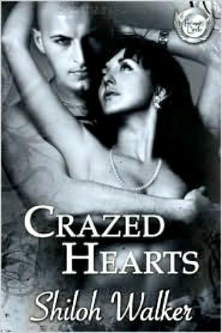 Crazed Hearts by Shiloh Walker