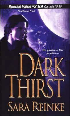 Dark Thirst by Sara Reinke