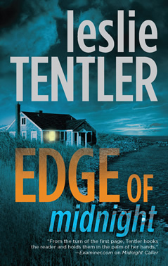 Edge of Midnight by Leslie Tentler