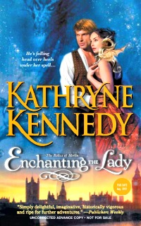 Enchanting the Lady by Kathryne Kennedy