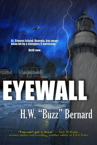Eyewall by H.W. 'Buzz' Bernard