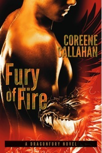 Fury of Fire by Coreene Callahan