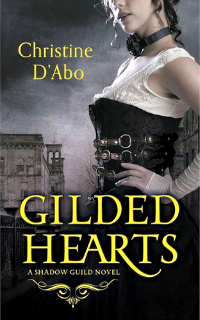 Gilded Hearts by Christine D'Abo