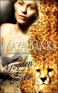 Golden Eyes by Maya Banks