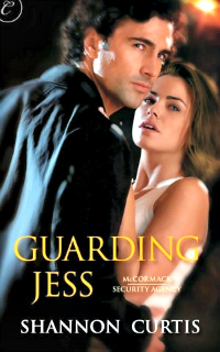 Guarding Jess by Shannon Curtis