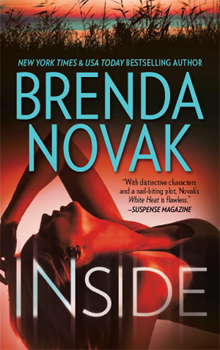 Inside by Brenda Novak: Bulletproof Trilogy, Book 1
