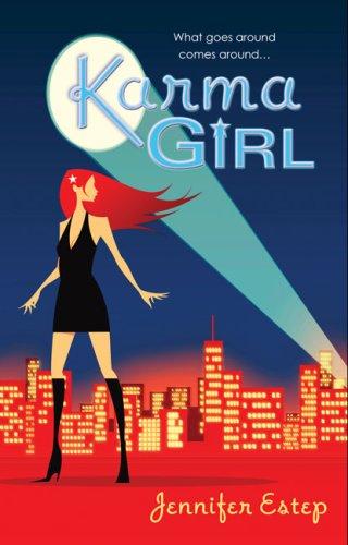 Karma Girl by Jennifer Estep
