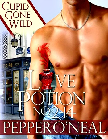 Love Potion No. 2-14 by Pepper O'Neal