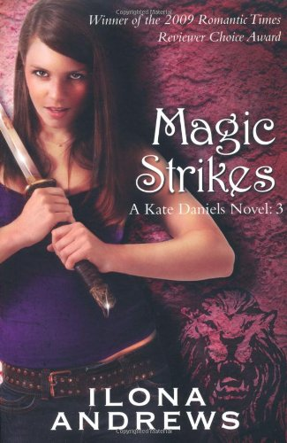 Kate Daniels Series, Book 3