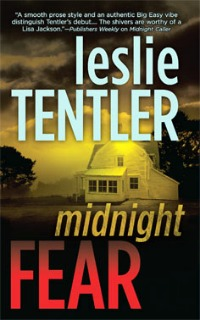 Midnight Fear by Leslie Tentler: Chasing Evil Trilogy, Book 2