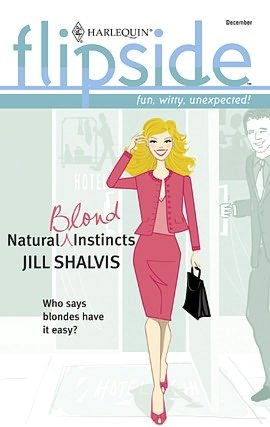 Natural Blond Instincts by Jill Shalvis