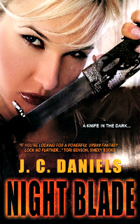 Night Blade by J.C. Daniels