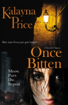 Once Bitten by Kalayna Price: Haven, Book 1
