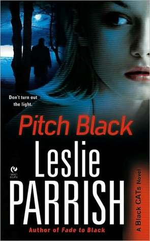 Pitch Black by Leslie Parrish