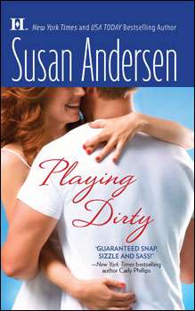 Playing Dirty by Susan Andersen: Sisterhood Diaries Series, Book 3
