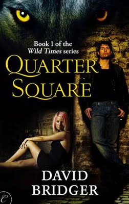 Quarter Square by David Bridger: Wild Times Series, Book 1
