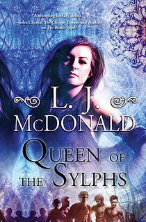 Queen of the Sylphs by L.J. McDonald