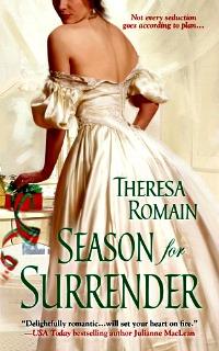 Season for Surrender by Theresa Romain