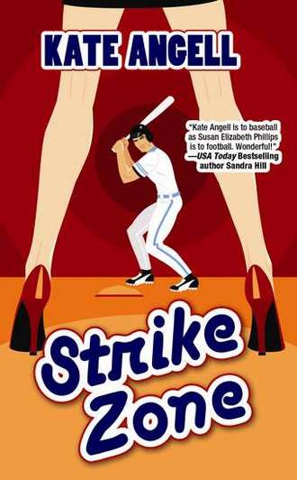 Strike Zone by Kate Angell: Richmond Rogues, Book 3