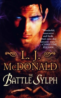 The Battle Sylph by L.J. McDonald: Sylph Series, Book 1