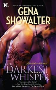 The Darkest Whisper by Gena Showalter